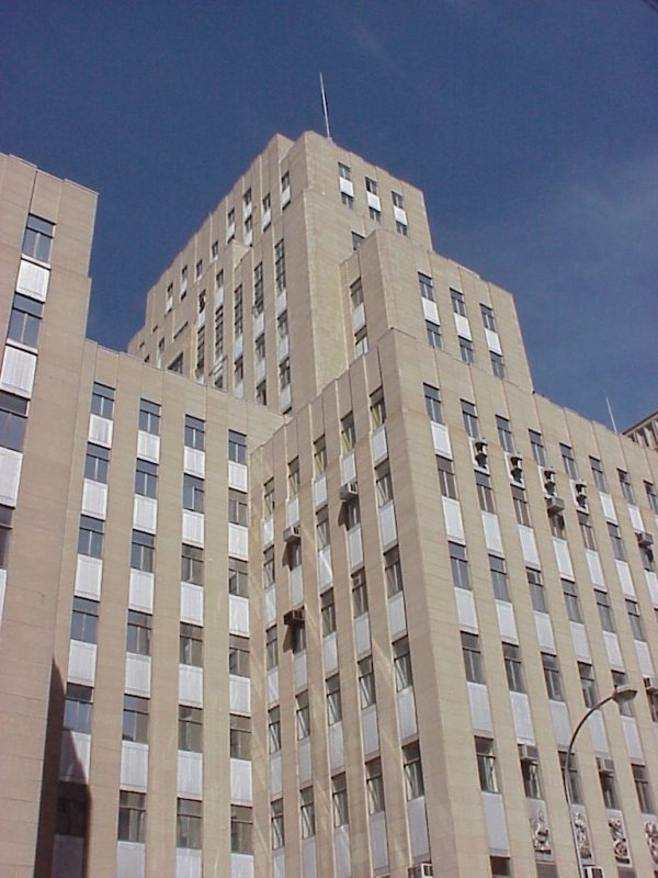 Chamber of mines building johannesburg for Chamber of mines