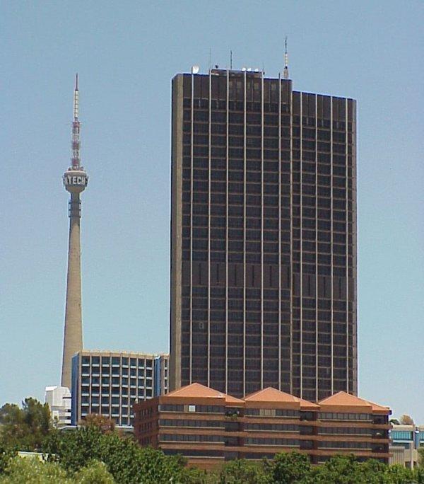 SentechTower on Bellevue Towers