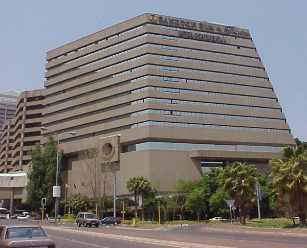 Sandton Sun Intercontinental Hotel