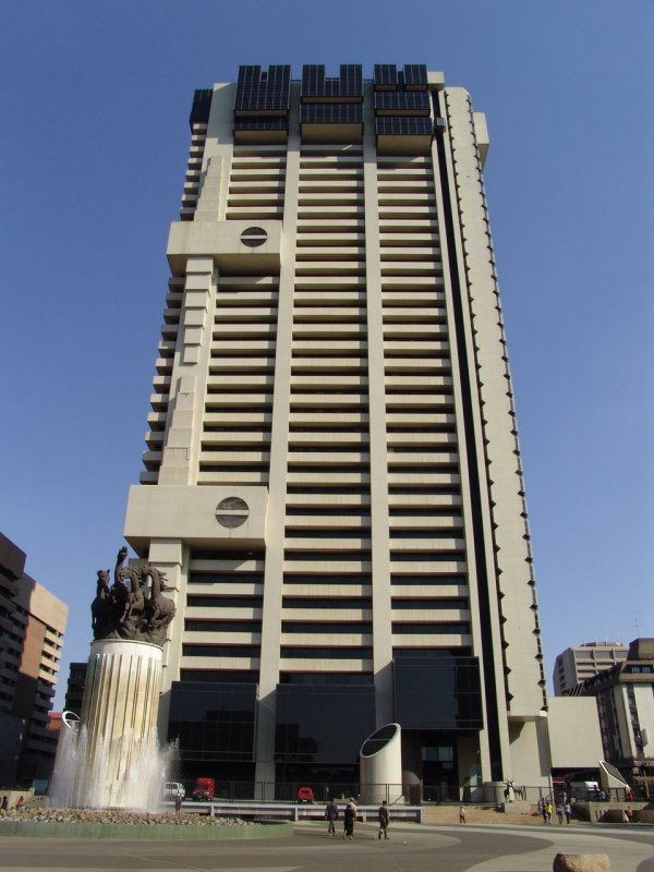 absa building pretoria