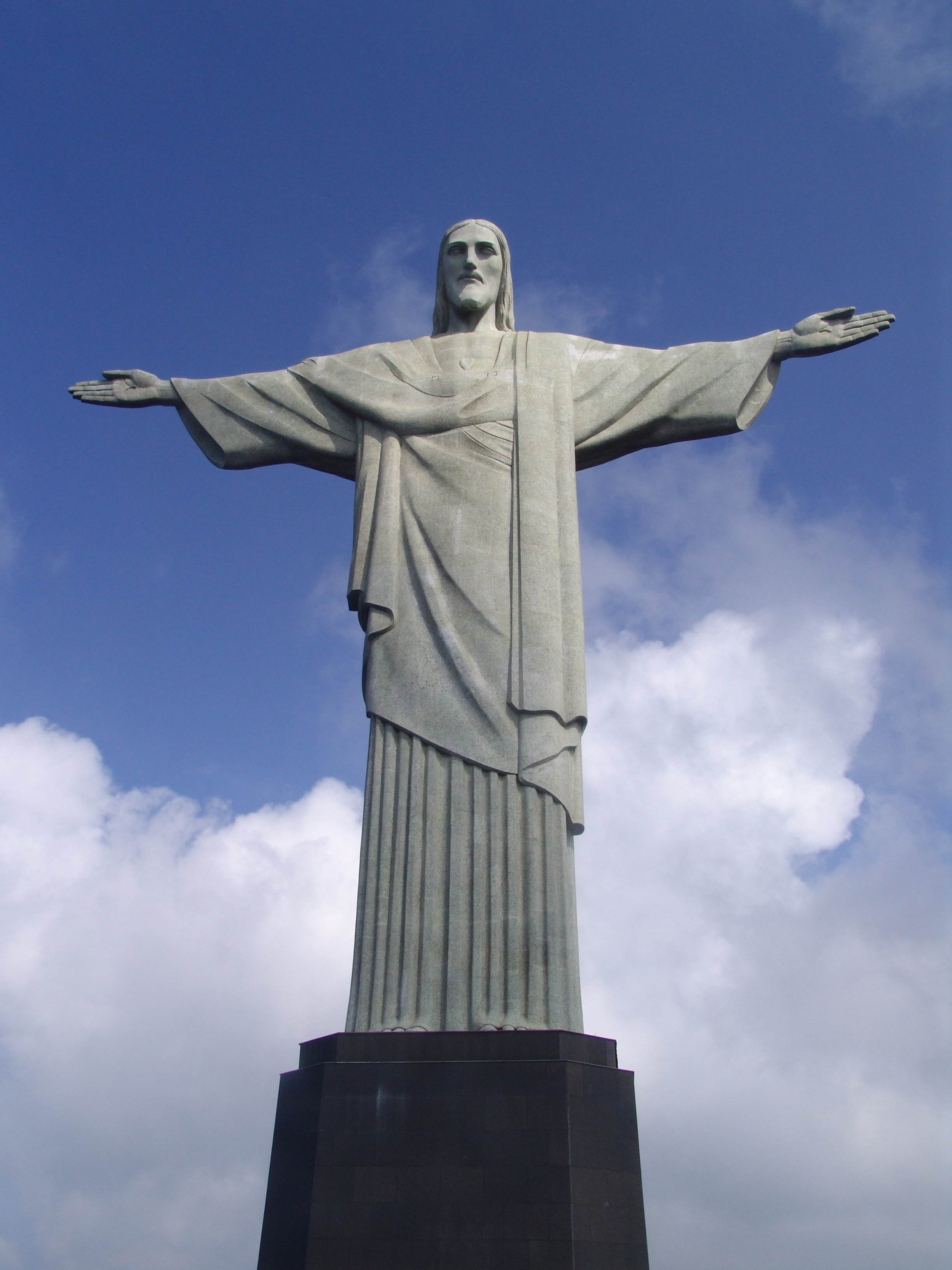 Christ The Redeemer : New seven wonders of the world