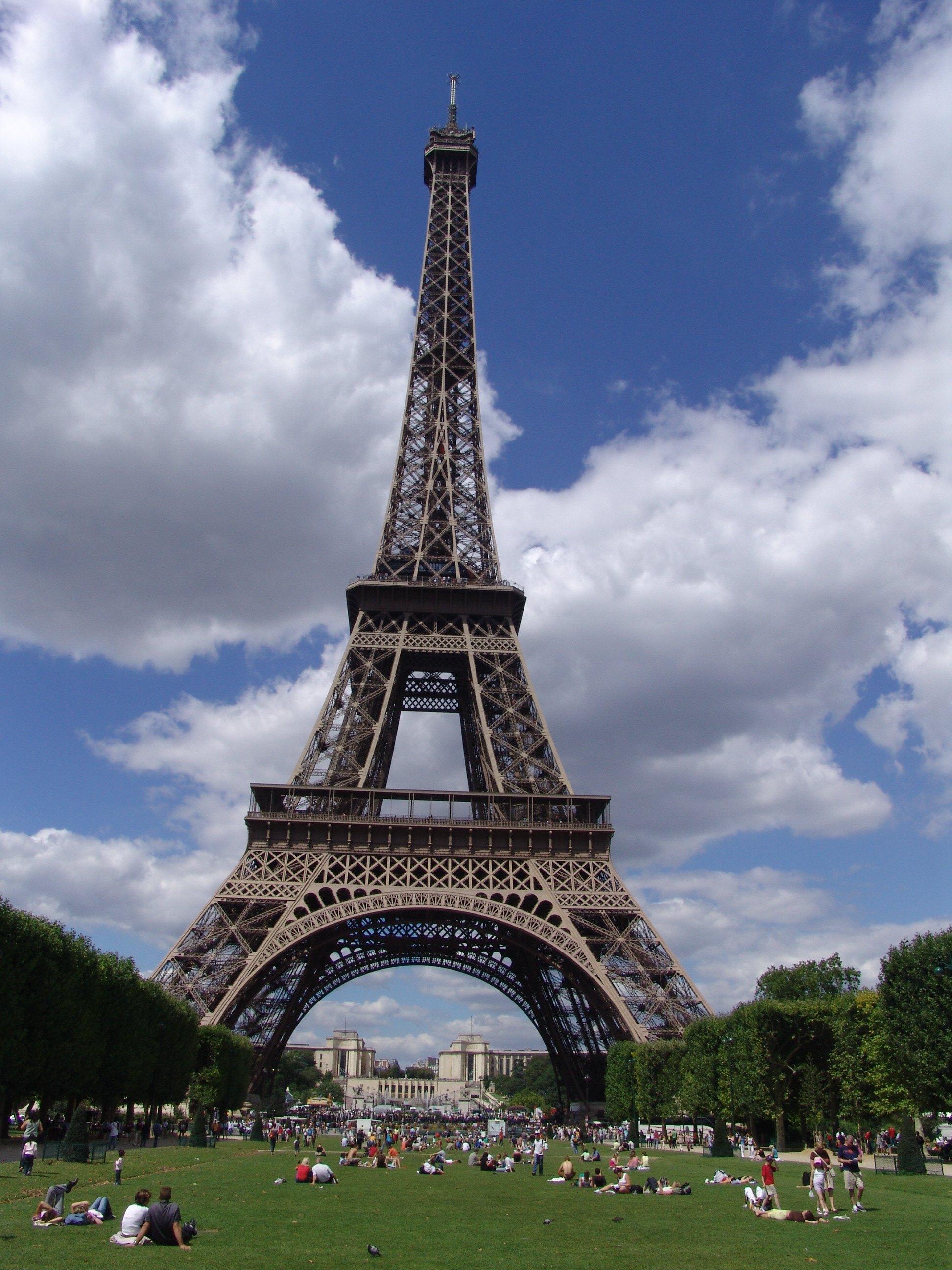 Italy Eiffel Tower